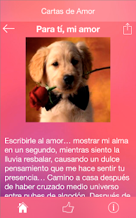 Cartas de Amor - screenshot