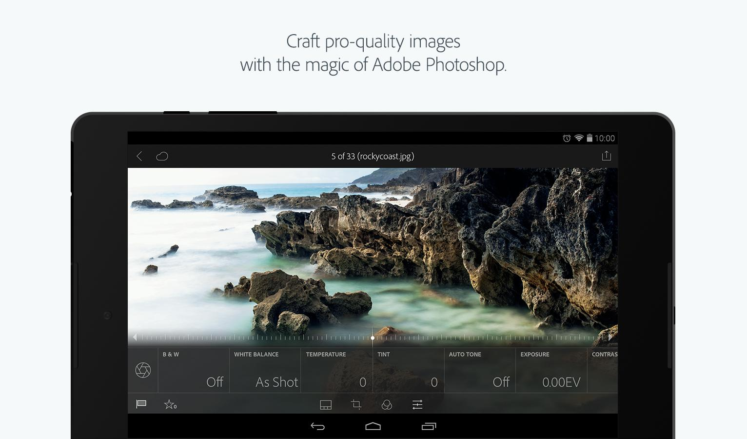 Adobe Photoshop Lightroom Screenshot 5