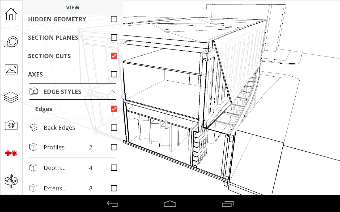 SketchUp Viewer Screenshot 13