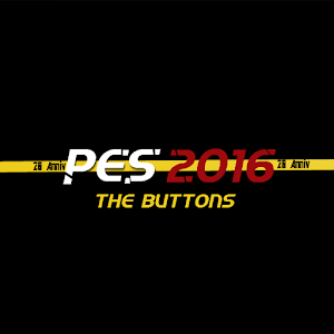 PES 2016 Buttons