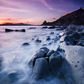 Fantasia by Geb Bunado - Landscapes Waterscapes ( mariveles, sunset, seascape, travel, philippines )