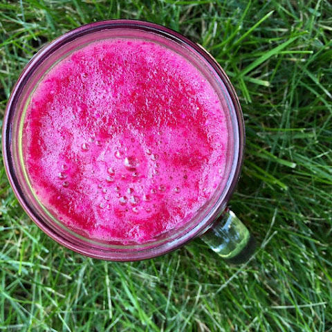 Beet Juice Smoothie
