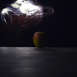 Light Painting by Katarzyna Najderek - Abstract Light Painting