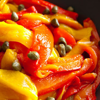 Roasted Bell Pepper Side Dish