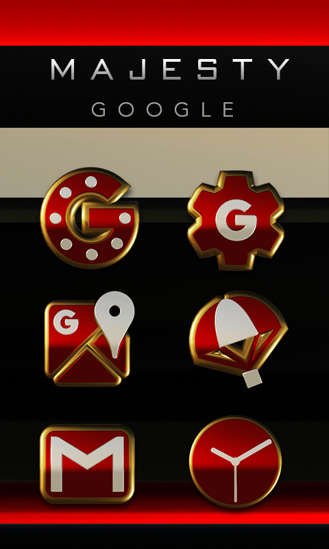 Majesty HD Icon Pack Screenshot 3