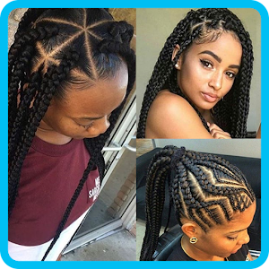African Woman Hairstyle Online PC (Windows / MAC)