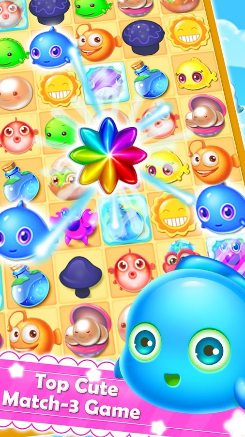 Charm Fish - Fish Mania Screenshot 0