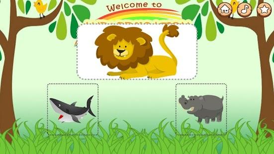 Belajar Mengenal Binatang- screenshot thumbnail