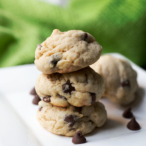 Chocolate Chip Almond Extract Cookies