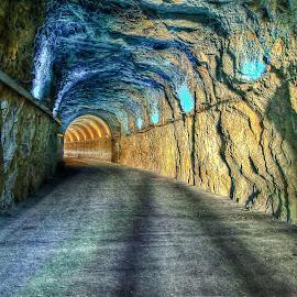 rosh hanikra by Joel Adolfo    - Transportation Roads ( transportation, roads )