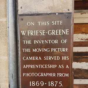There is a WikiPedia article about Friese-Greene here https://en.wikipedia.org/wiki/William_Friese-GreeneAlistair Wylie
