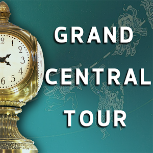 Cover art Grand Central Tour