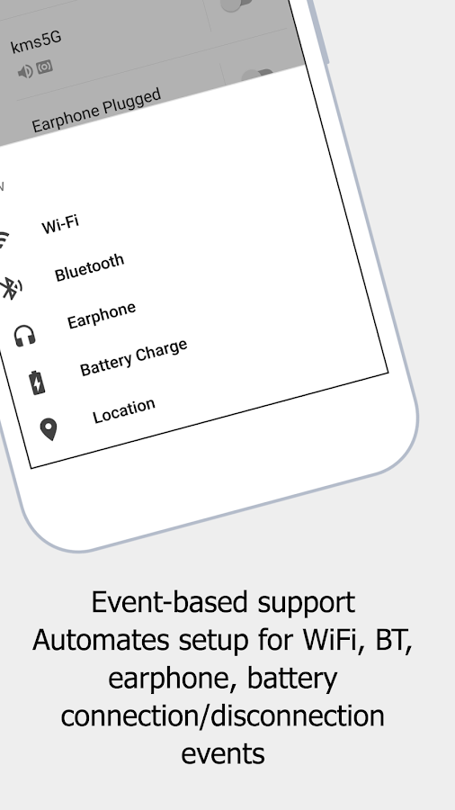 AUTOSET (Android Automation Device Settings) Screenshot 3