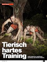 Screenshot of Men's Health Deutschland