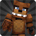 Descargar Skins FNAF for Minecraft PE 1 APK