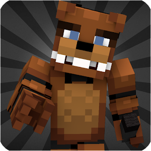 Skins FNAF for Minecraft PE Online PC (Windows / MAC)
