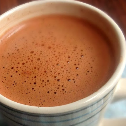 Hot Chocolate in a Microwave-for One