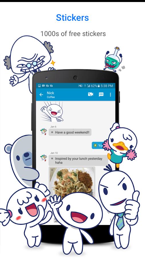 BBM - Kostenlose Anrufe & Nachrichten android apps download