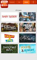 Screenshot of WATCH ABC Family