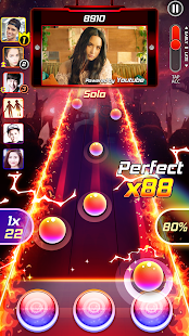 Tap Tap Reborn 2: Popular Songs Rhythm Game Screenshot