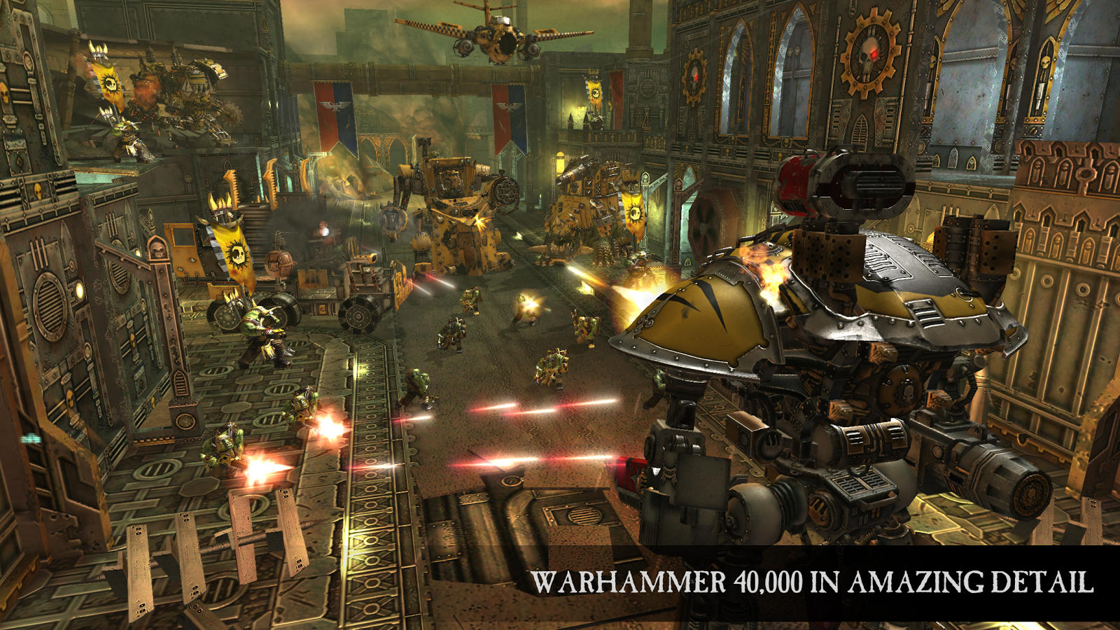 Warhammer 40,000: Freeblade Screenshot 2