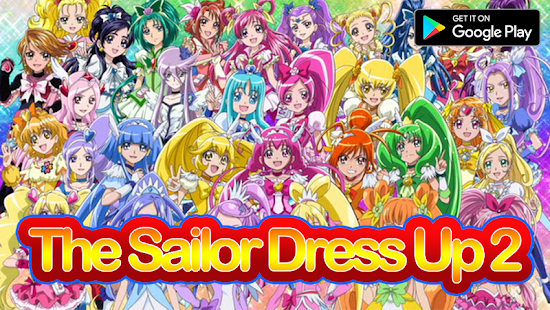 Game The Sailor Dress Up 2 APK for Kindle