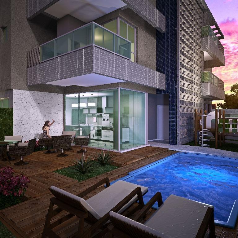 Acqua Marine Residence de 2 a 3 dormitórios em Palmas Do Arvoredo, Governador Celso Ramos - SC