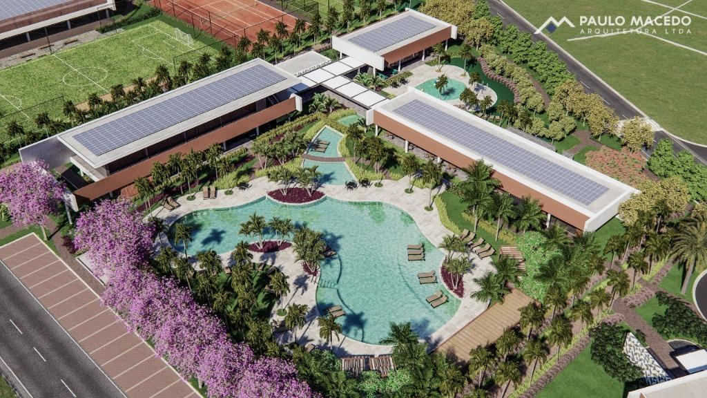 Terreno à venda, 440 m² por R$ 588.053 - Altiplano - João Pessoa/PB