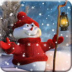 Christmas HD Live Wallpaper Icon