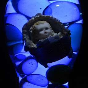 Baby In Marbles 3 by Kirk Arnaiz - Artistic Objects Other Objects