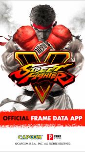 download Street Fighter V Frame Data