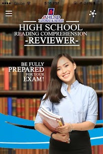 AHEAD Highschool Reviewer (RC) - screenshot