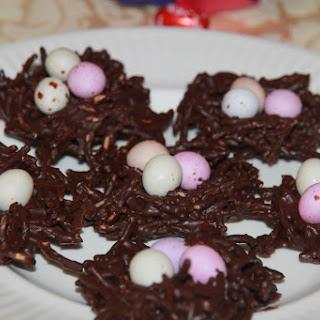 Easter Nest Desserts Recipes