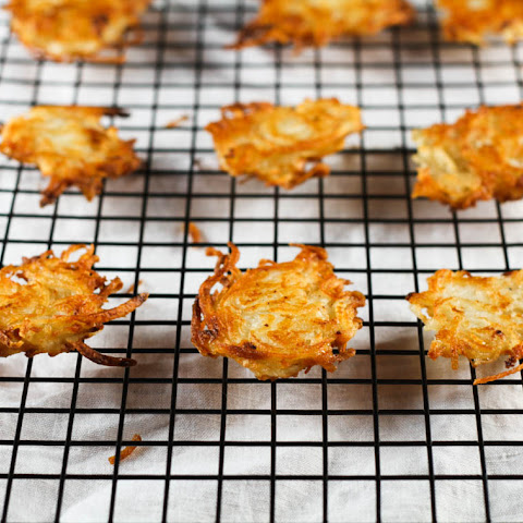 Potato Pancakes {Latkes}