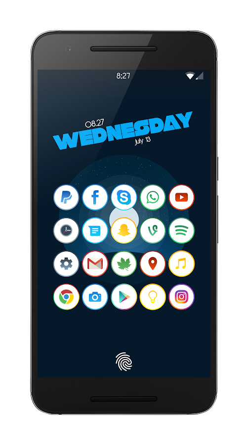Ceres - Modern Icon Pack Screenshot 2