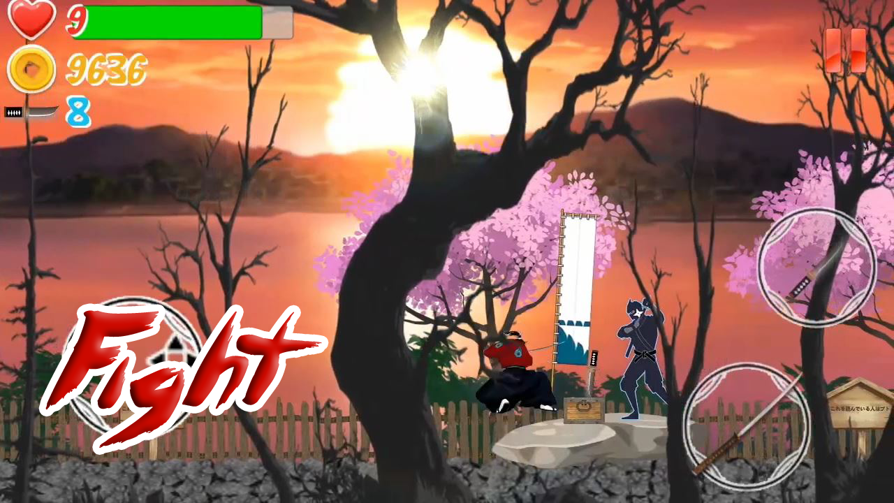 Samurai Ninja Fighter Screenshot 13
