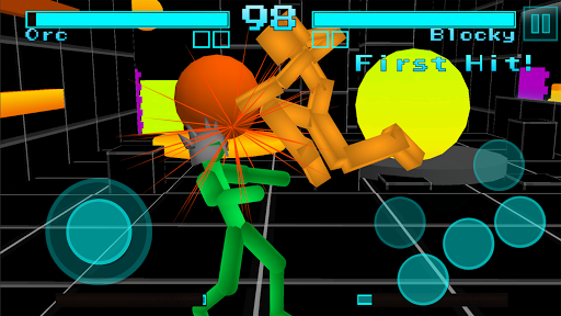 Stickman Fighting: Neon Warriors For PC