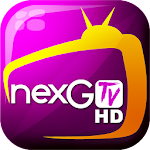 nexGTv HD:Mobile TV, Live TV 3.9 Apk