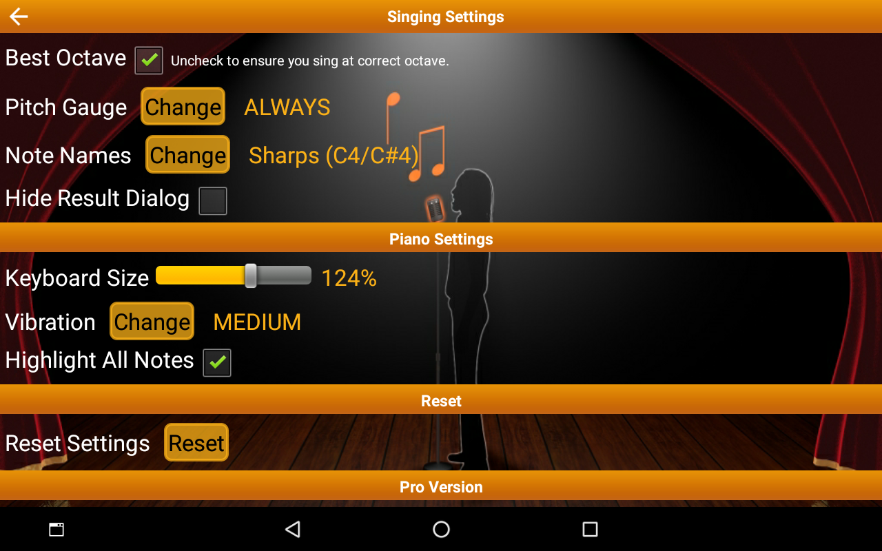 Voice Training Pro Screenshot 13