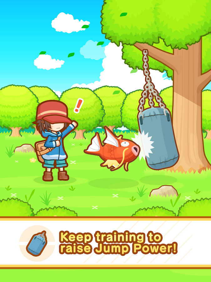 Pokémon: Magikarp Jump Screenshot 11