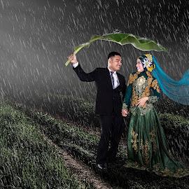 PW by Mursyid Alfa - Wedding Bride & Groom