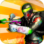 Paintball Shooting Arena: Real Battle Field Combat For PC / Windows / MAC