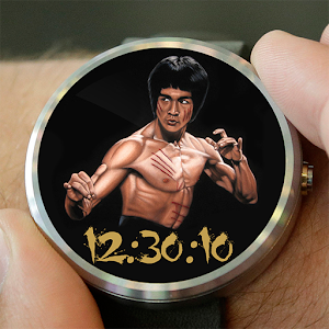 Bruce Lee - Watch Face