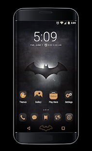 BatTheme for CM13/12.x BETA- screenshot thumbnail