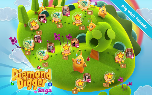 Diamond Digger Saga screenshot 8