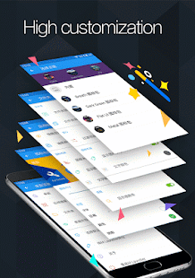 M Launcher Pro-Marshmallow 6.0- screenshot thumbnail