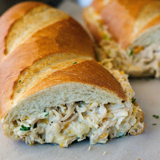 Chicken French Bread Recipes