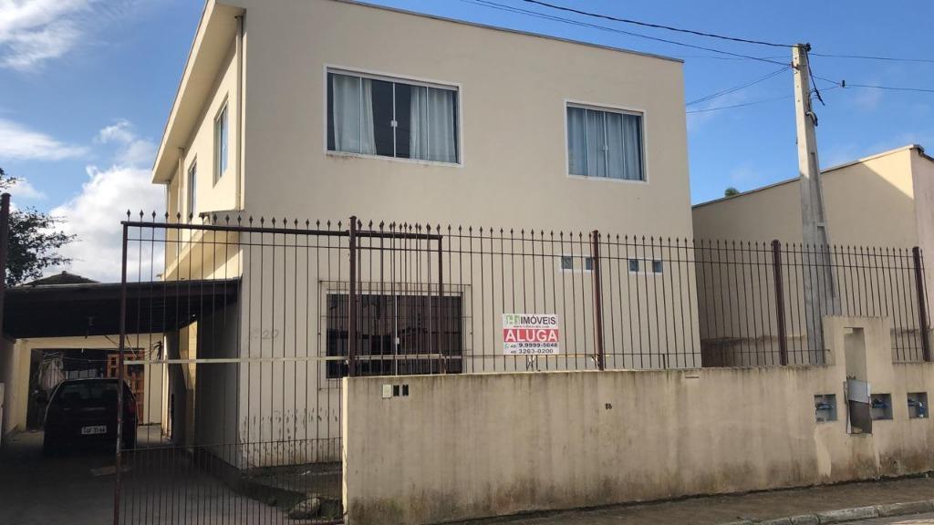 Casa com 2 dormitórios para alugar, 65 m² por R$ 800/mês - Centro - Tijucas/SC