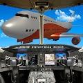 Big Airplane Flight Pilot Sim