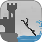 Game Stickman Flip Diving APK for Windows Phone